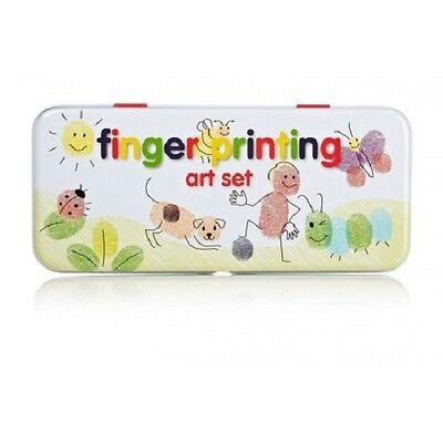 FINGER PRINTING ART SET by NPW - Brand New in Package - FUN!!