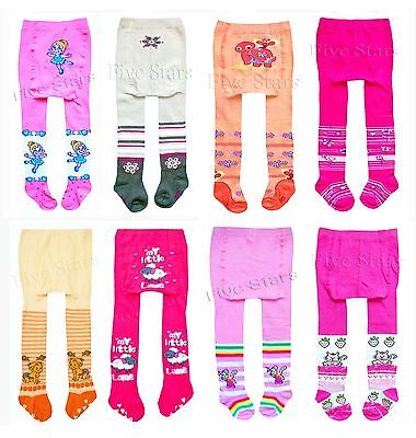 Baby Girl Toddler Infant Kid Cotton Tights Leg Warmers 0-6-12-18-24 months