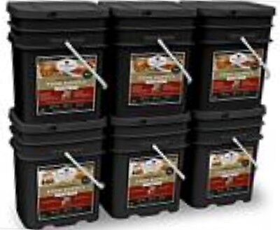 WISE Freeze Dried Emergency Storage Food 25 Years Shelf Life Prepper Survival