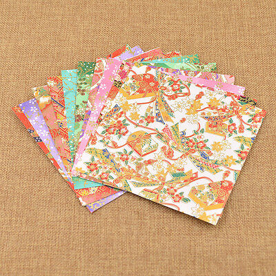 DIY Paper Craft Origami Washi Paper One-sided Scrapbooking 12*12cm 10 sheets