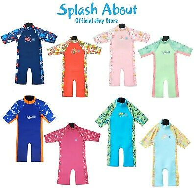Splash About Children's and Toddlers UV Combie Wetsuits