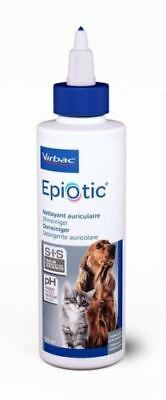 Epi-Otic Ear Cleaner for Dogs / Cats, 125ml, Premium Service, Fast Dispatch