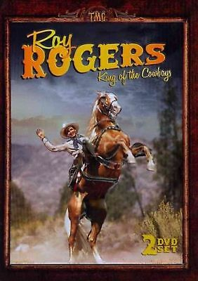 King of the Cowboys - DVD Region 1 Free Shipping!