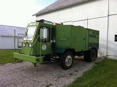 1986 Vac All with Detroit Diesel only 35K miles