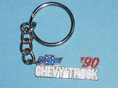 1954 - 1990  , 54 - 90 ,  CHEVY TRUCK  , Chevrolet Truck - Keychain - GIFT BOXED