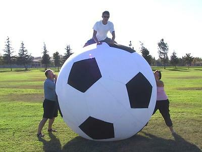 2.4m Mammoth Inflatable Dual Layered Soccer Ball - Simply Huge
