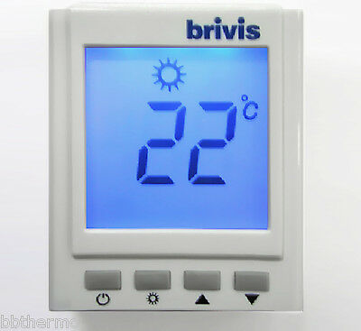THERMOSTAT ducted heating, heater  Brivis and others, man