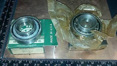NORS Set of Front Inner Wheel Bearing 909052 Buick Cadillac Lasalle Corvette GM