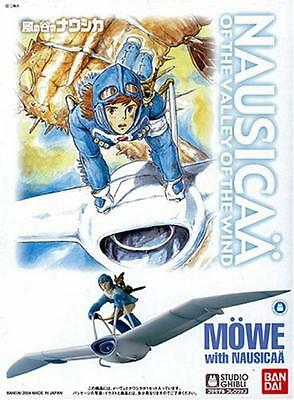 Nausicaa of the Valley of the Wind 02 Mowe and Nausicaa Japan