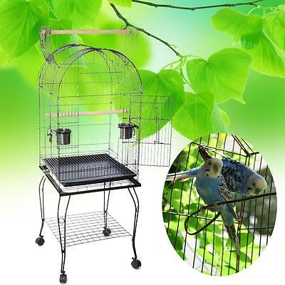 Durable Birds Cages for small to medium size birds and parrots removable tray