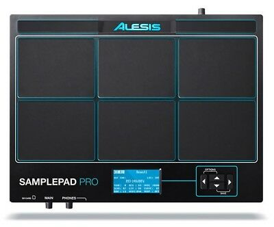 Alesis Sample Pad Pro - 8-Pad Percussion Sampler Trigger Instrument