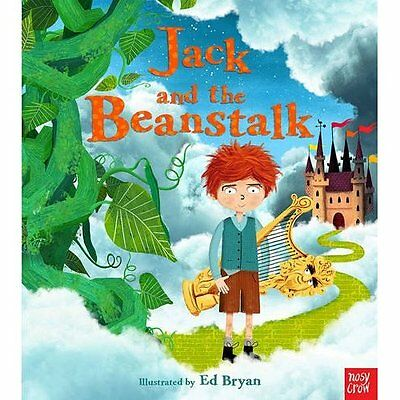 Jack and the Beanstalk Ed Bryan Nosy Crow Paperback / softback 9780857634733