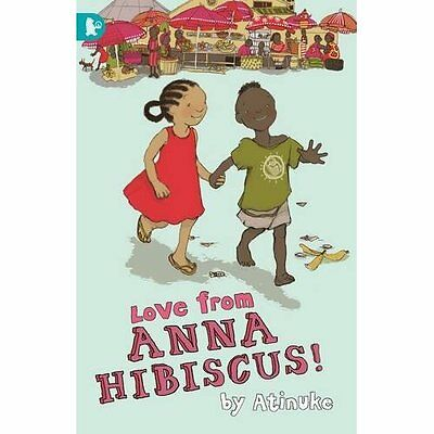 Love from Anna Hibiscus Atinuke Tobia Walker Books Paperback / so. 9781406349122
