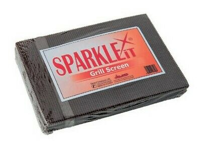 Griddle Screens Grill Screens Mesh Griddle Cleaner - Pack of 20