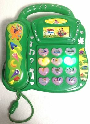Childs Toddler Play & Learn Study Phone Educational Toy Telephone
