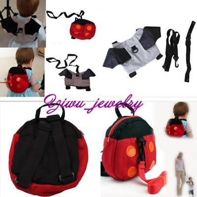 Baby Kids Walking Safety Harness Security Backpack Anti-lost Strap Animal Bag YZ