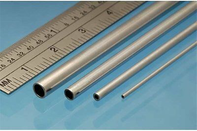 ALBION ALLOYS AT1M Aluminium Tube 1 x 0.25 mm (4p.)