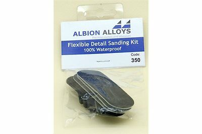 FLEX-I-FILE ALBION FF350 Detail Sanding Kit