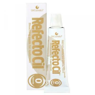 Refectocil Blonde Brow Bleaching Paste - Eyelash and Eyebrow Tint - 15 ml
