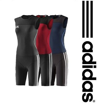 adidas Women's Weightlifting Singlets WLCL Powerlifting Suit