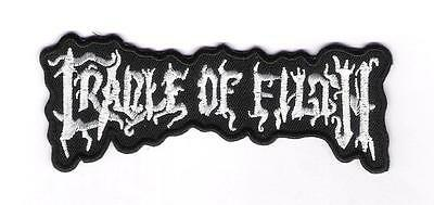 patch embroidered / écusson thermocollant Cradle of Filth