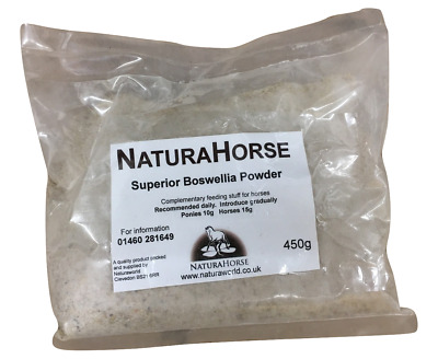 Boswellia for horses mobility and joint support  by Natura 900g