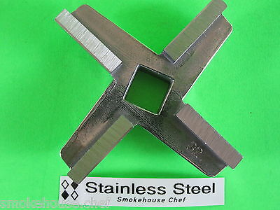 #32 COMMERCIAL Meat Grinder Knife blade for Hobart 4732 4332 4532  Part # 15796