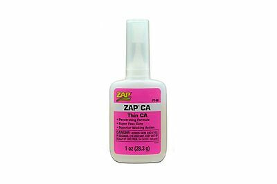 ZAP PT08 Colle CA Rose Thin Viscosity 28.3g