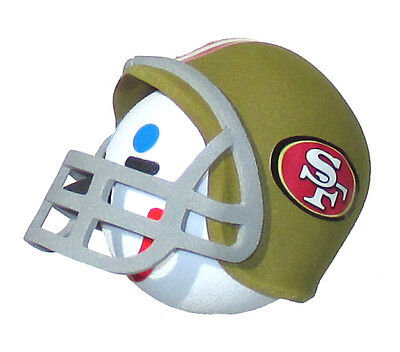 Jack in the Box NFL San Francisco 49ers Antenna Ball Topper / Antenna Ball