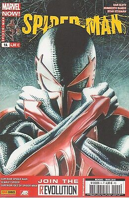 SPIDER-MAN N° 9 A Marvel France 4EME Série Panini COMICS *