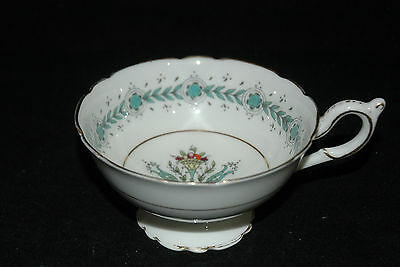 Coalport Fine China Cup Only Geneva Pattern