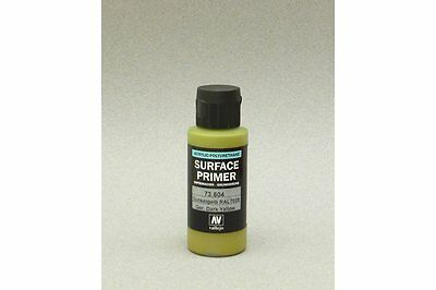 VALLEJO Model Color 60ml 73.604 Surface Primer Dunkelgelb - German Panzer Yellow