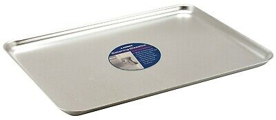 Heavy Duty Aluminium Oven Baking Sheet Tray Catering 315x 215x 20mm