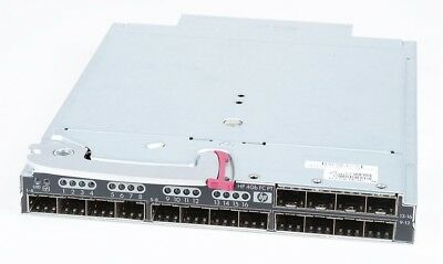 HP BLc Fibre Channel Pass-Thru Modul 16 Port 4 Gbit/s - 708049-001