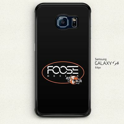 Partners With Chip Foose Logo Hard Case Cover for Samsung Galaxy S6 Edge