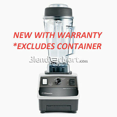 Vitamix, 1280, Drink Machine, Two-Step Timer, Base Only (VM0100A)