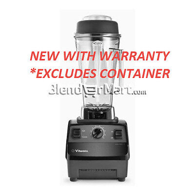 Vitamix, 1002, Vita Prep, Variable Speed, Base Only (VM0101)