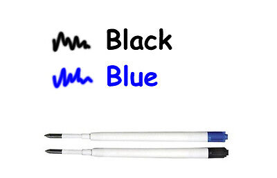 5/25/50 Refills Cartridges Ink For Pen Blue Black Colour For Ballpoint Pens