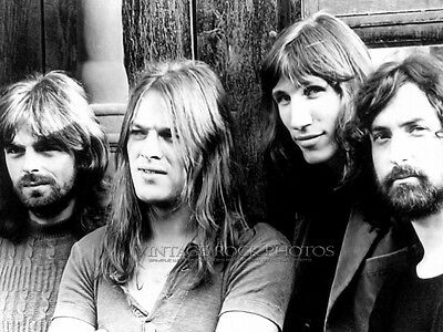 Pink Floyd Photo 8x12 inch Vintage Band Group Candid Pro Fuji Studio Print 7b
