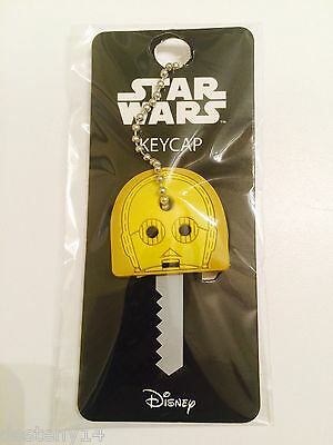 Disney Star Wars C3PO Keycap Authentic Disney C-3PO Key Cap Key Cover Keys