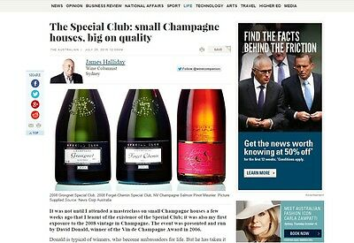 Premium French Wine & Champagne - JOSE MICHEL SPECIAL CLUB 2006 MAGNUM - 96 pts