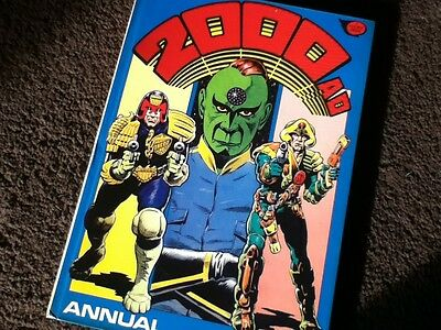 2000AD Annual 1981 - unclipped