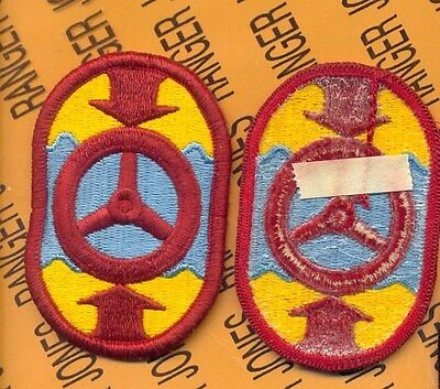 US ARMY 32nd Transportation Brigade SSI dress dress uniform patch m/e