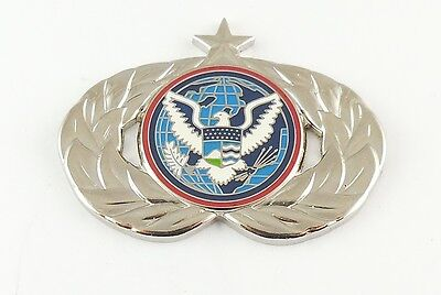 Department of Homeland Security Seal Wreath Lapel Pin