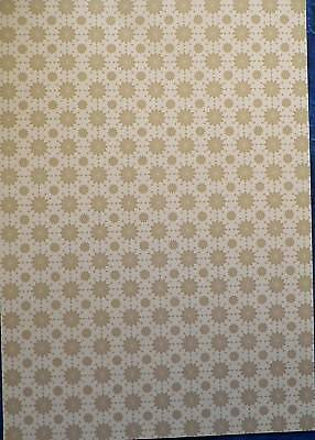 10 Sheets A4 Papers PEARL MOROCCAN NIGHTS STAR $12.95 wedding Party invitation