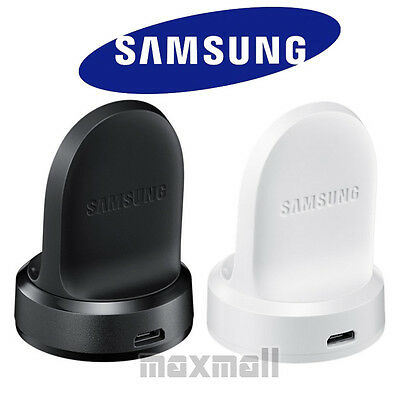 100% Genuine Samsung Gear S2 Classic Wireless Charging Cradle Dock Charger