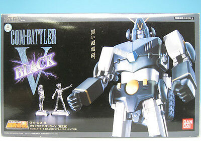 [FROM JAPAN]Soul of Chogokin GX-03B Black Combattler V Bandai