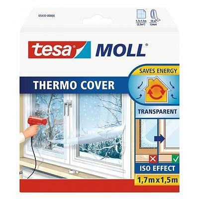 Tesa Moll Thermo Cover Fenster-Isolierungfolie