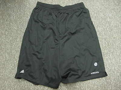 Official NBA Charlotte Bobcats Team Issued Adidas Practice Shorts  Size: 2XLT