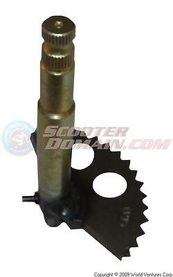 Kick Start Gear with Shaft  for GY6 150cc Scooters